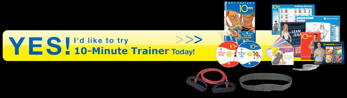 Try 10 Minute Trainer